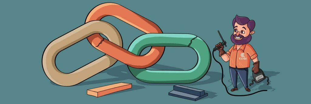 Linkbuilding tools CliQi