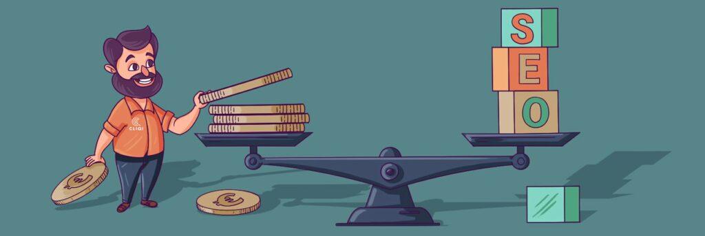 Kosten online marketing